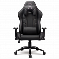 Cooler Master Caliber R2 PC Gaming Racing Chair. ( BLACK ), Color: 	Black, الفئة: R2, image