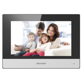 Hikvision Android Indoor StationVideo Intercom Monitoring Tablet, image