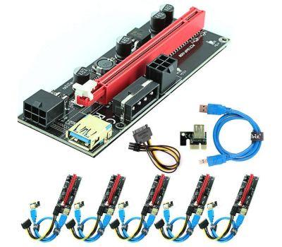Ubit 6 Pack Latest PCI-E Riser