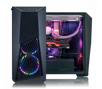 GIGABYTE H510M MASTERBOX K501L ARGB I5-11600K-GTX 1660 6G-16G-250GB M.2-1TB, image