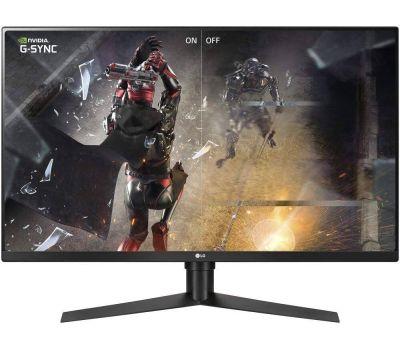 "LG 32"" Class QHD Gaming Monitor with G-SYNC 31.5"" Diagonal, image , 3 image"