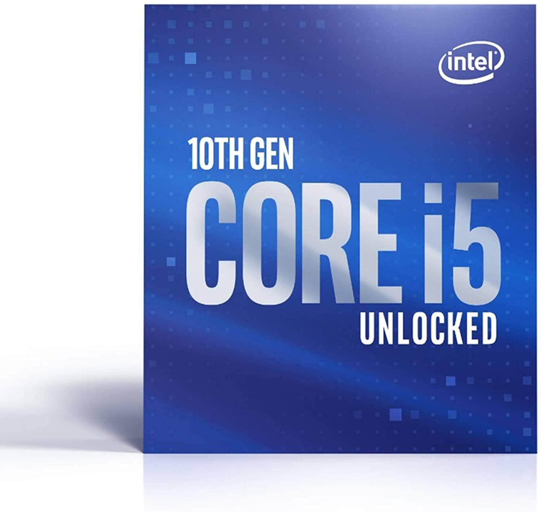 Intel Core i5-10600K Desktop Processor 6 Cores up to 4.8 GHz ...